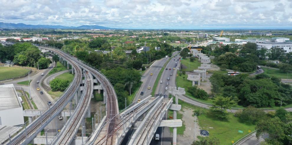 Metro de Panamá entrega orden de proceder para trabajos ramal de Línea 2 y adelanta $8.5 millones