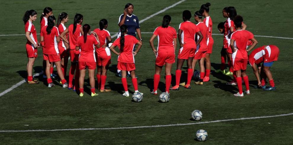 fútbol femenino de Panamá
