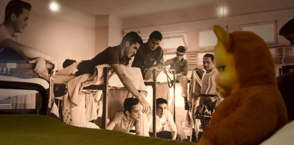 Sesenta años del éxodo a EE.UU. de 14.048 niños cubanos: Las paredes hablan