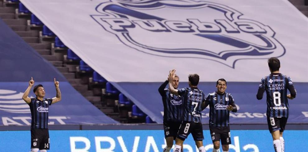 Jugadores de Querétaro