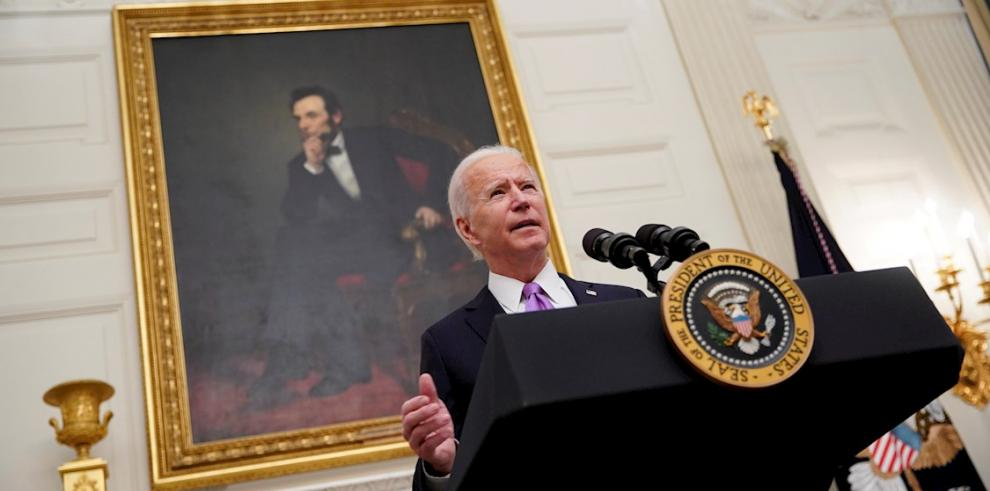 """Más de 150 líderes animan a Biden a convertirse en el """"presidente climático"""""""
