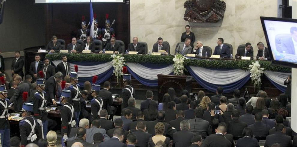 Parlamento hondureño