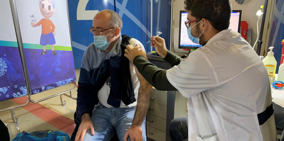 Vacuna en Israel
