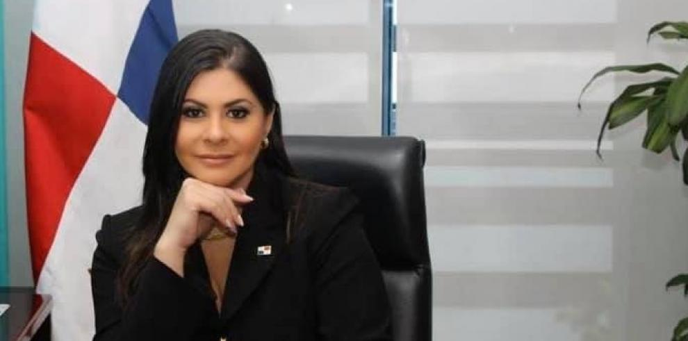 Carla García, Gobernadora de la provincia de Panamá