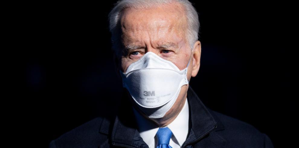 El presidente estadounidense, Joe Biden