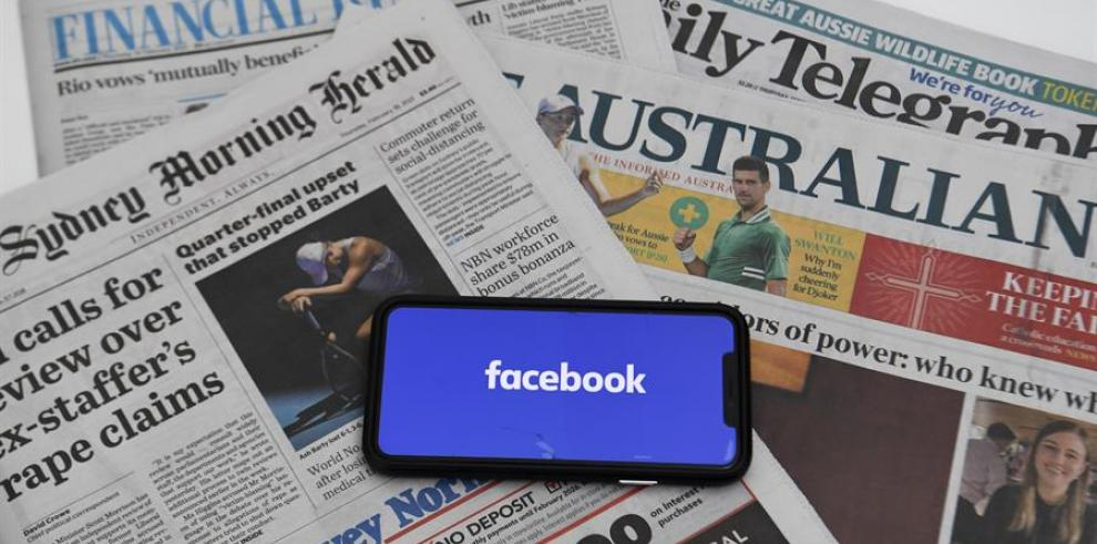 Australia y Facebook chocan por la publicación de noticias y los pagos