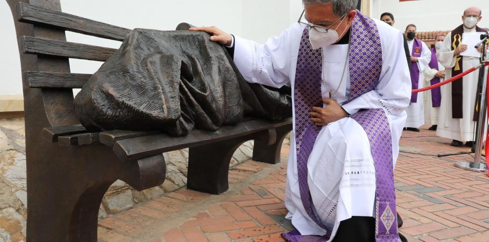 El arzobispo de Bogotá y primado de Colombia
