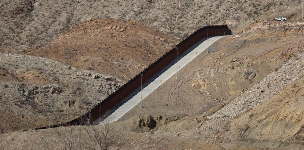 Frontera de EEUU con México