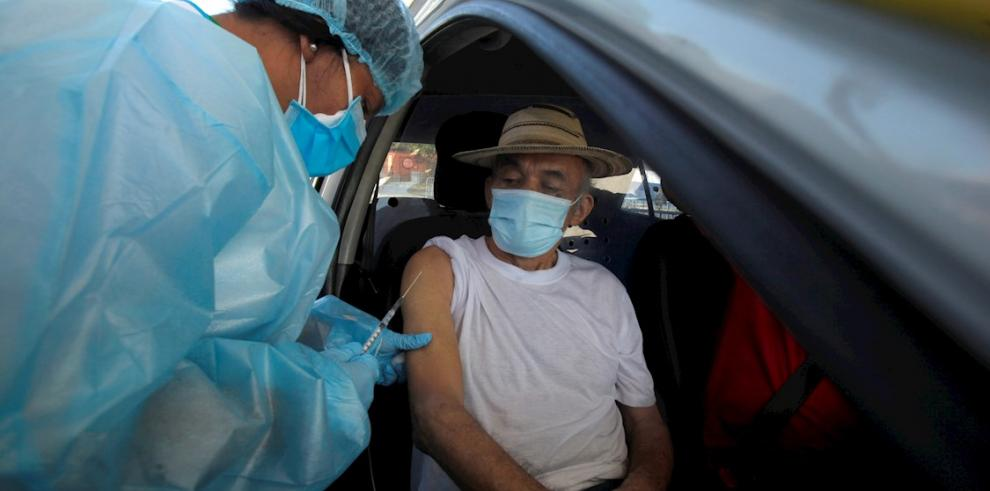 Vacunas covid-19 Panamá