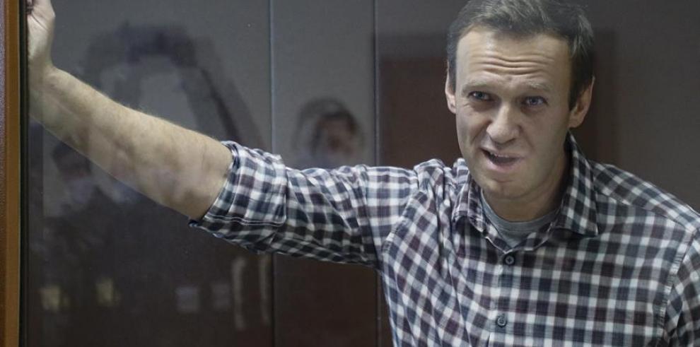 El líder de la oposición rusa, Alexéi Navalni.