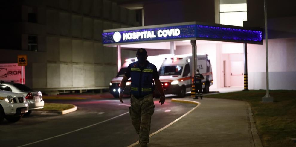 Hospital covid19 panamá