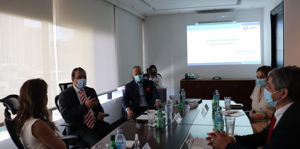 La SMV de Panamá tiene acercamientos con el regulador de Israel