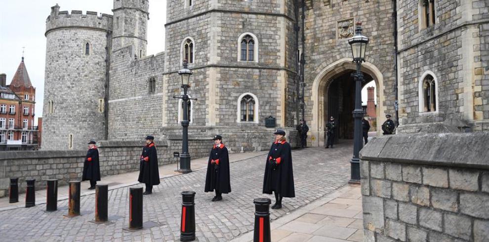 La familia real despedirá el sábado a Felipe en un funeral en Windsor