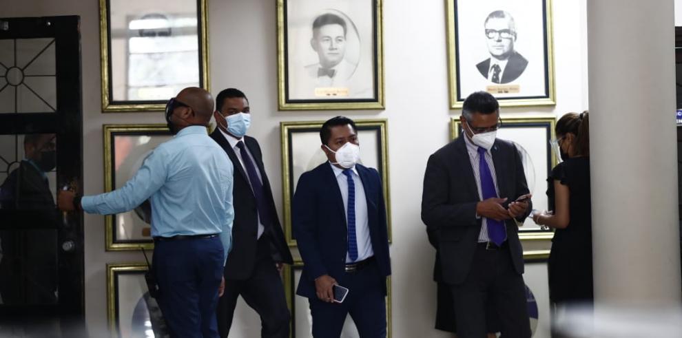 En cuatro días de juicio contra el diputado Arquesio se han presentado 24 pruebas