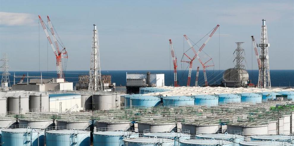 Central nuclear de Fukushima Daichi, en Okuma, Japón