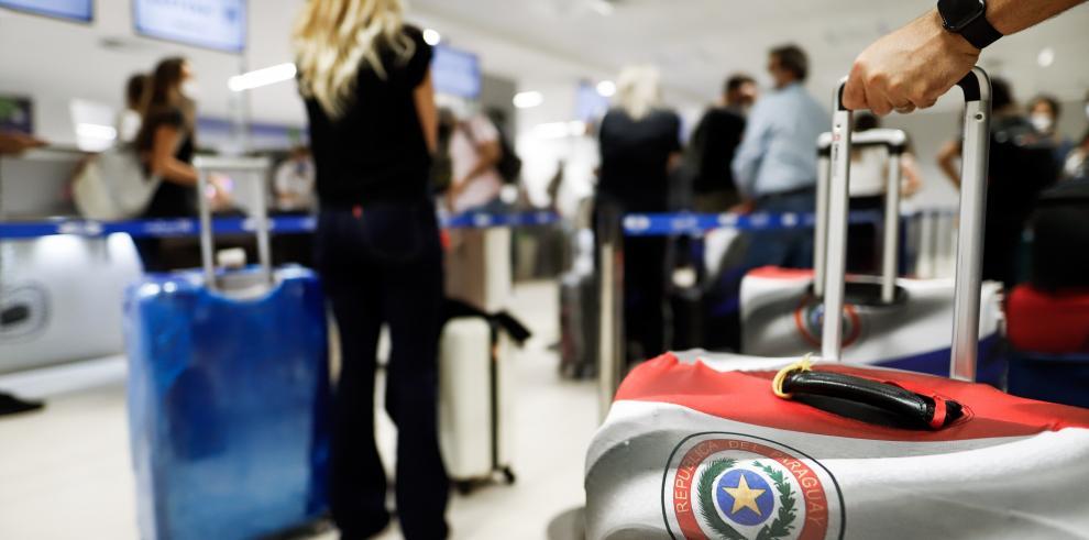 Aeropuerto Internacional Silvio Pettirossi