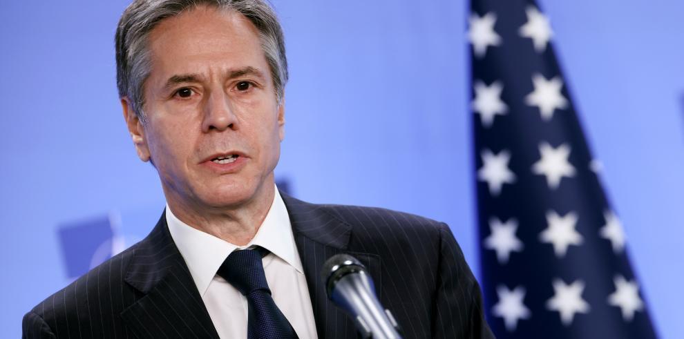 El secretario de estado de EE.UU., Antony Blinken