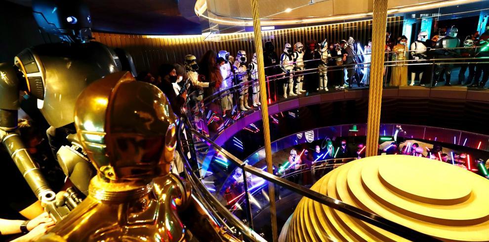 Celebraciones del día de Star Wars en Taiwán