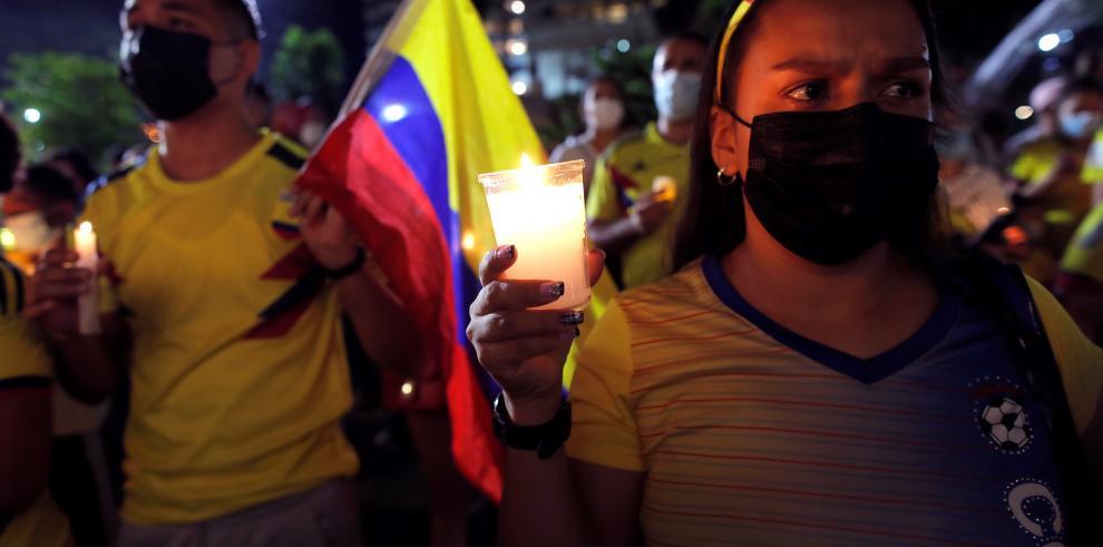 Colombianos residentes en Panamá