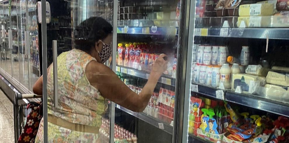Inflación en Brasil