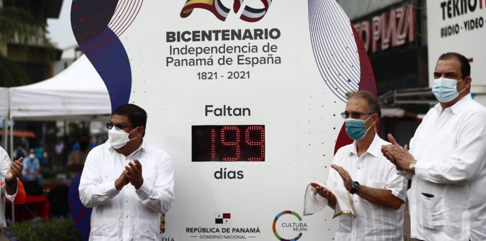 Bicentenario de la Independencia de Panamá y España