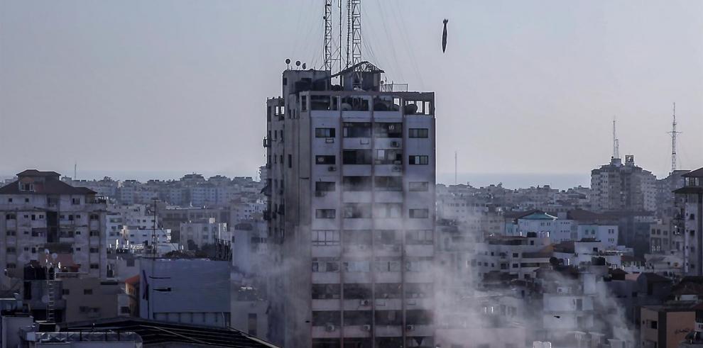 Las calles de Israel, nuevo frente de batalla entre árabes y judíos.