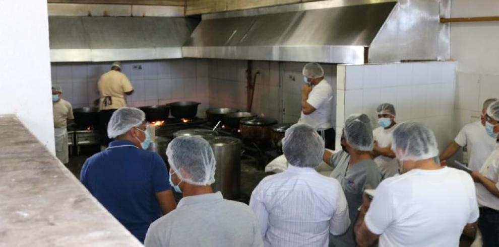 Buscan la mejor alternativa para suministro de alimentos en centros penitenciarios de Panamá y Colón
