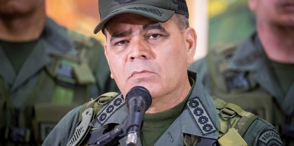 Vladimir Padrino Lopez, ministro de Defensa