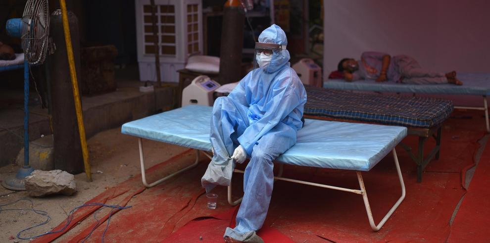 La pandemia en la India