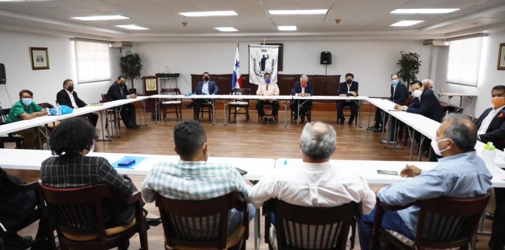 Firmo por Panamá, la coalición pro constituyente paralela