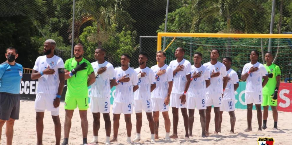 Selección de Fútbol Playa Panamá