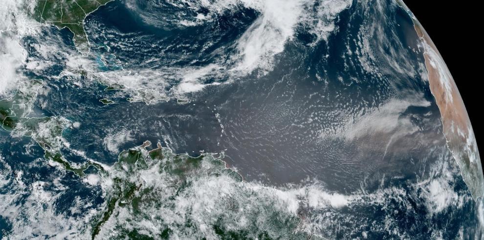 Aparece en el Golfo de México otra baja presión candidata a ser