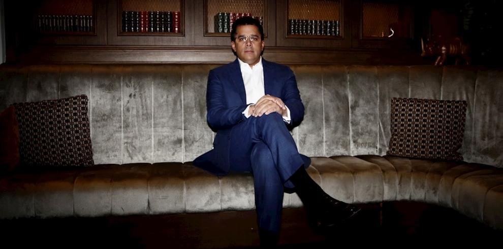 El ministro dominicano de Turismo, David Collado. Fitur Madrid 2021