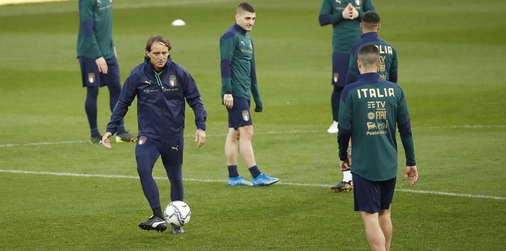 Italia está encuadrada en el grupo A de la Eurocopa.