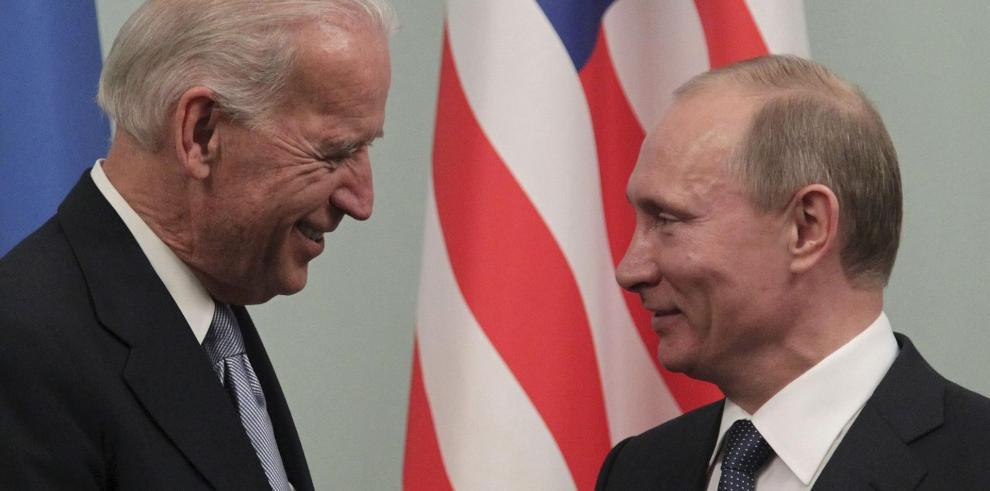 Biden y Putin se reunirán en Ginebra el 16 de junio.