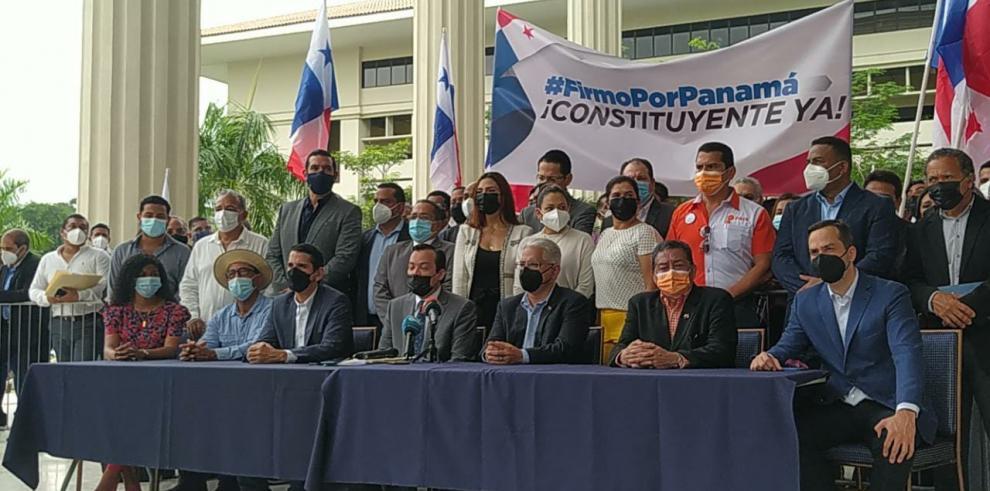 Movimiento Firmo por Panamá
