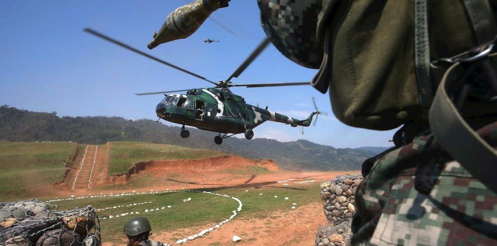 Fuerzas Armadas de Perú  masacre en Ene y Mantaro