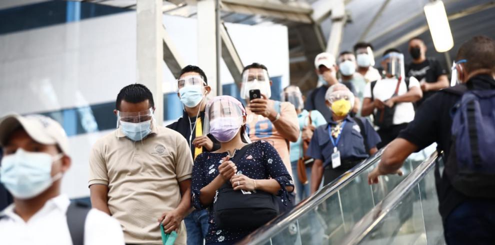 Panamá mantiene control de la pandemia y apertura gradual de actividades