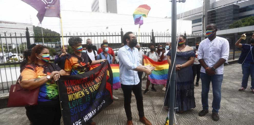 Mes de la diversidad LBGT Panamá 2021