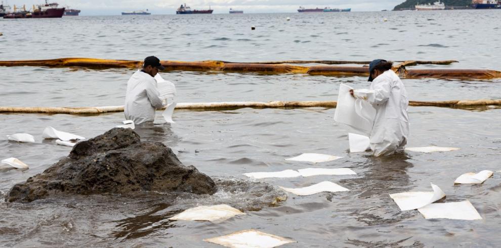 Contaminación en Taboga