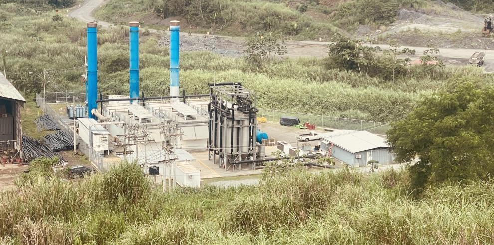 Planta de biogás de Cerro Patacón