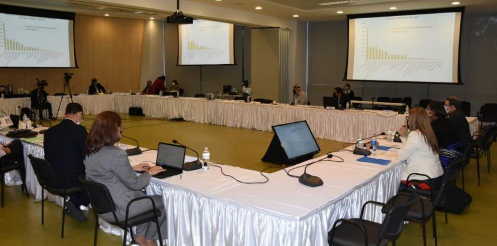 Reunión de la Mesa Temática del IVM DNC