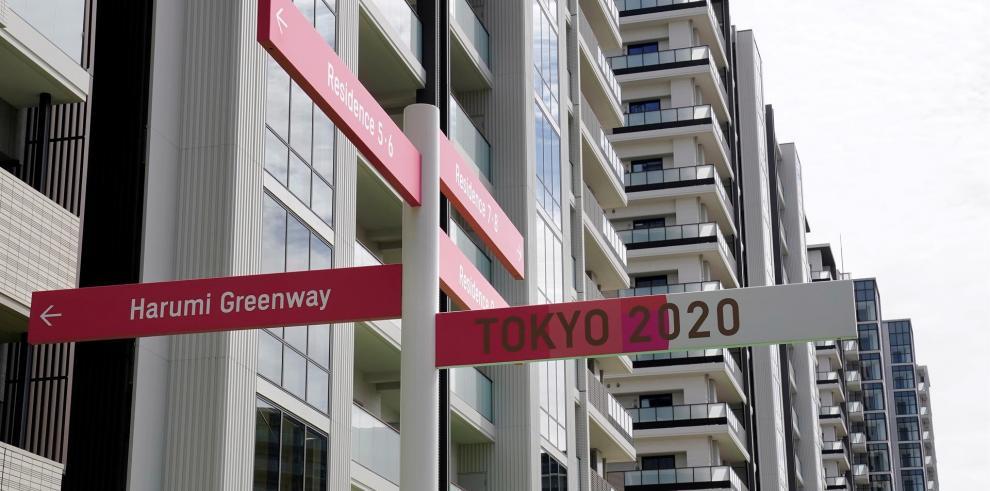 Los atletas se alojarán en bloques de viviendas construidos especialmente para la ocasión