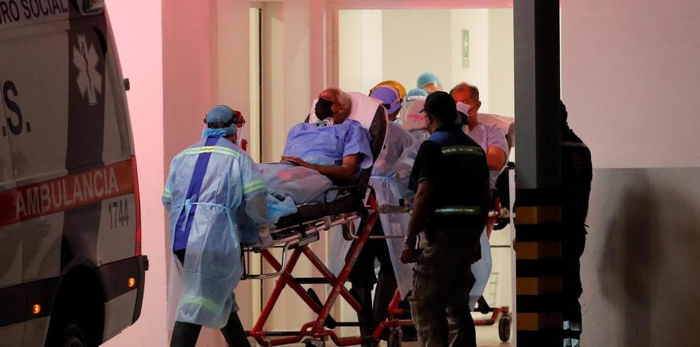 El Gobierno de Panamá pide sensatez a la población ante la escalada pandémica