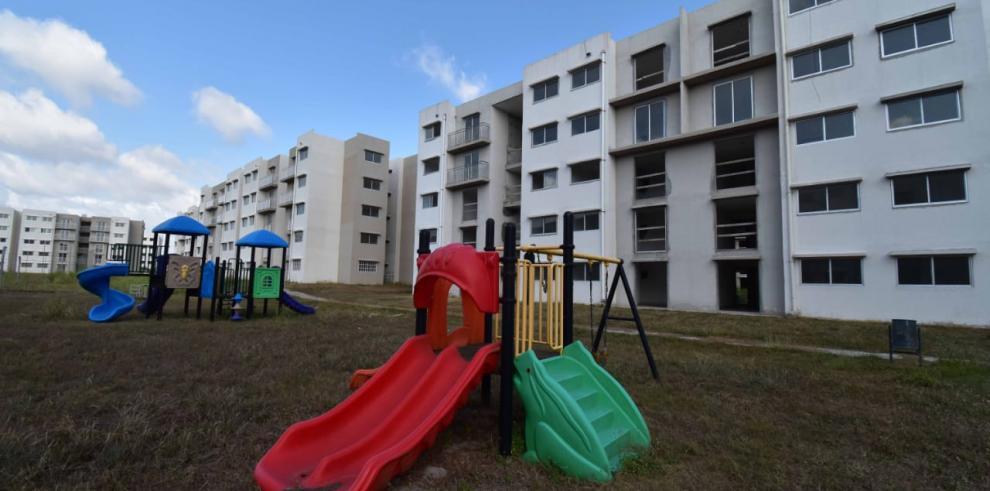 proyecto habitacional (apartamentos residenciales)