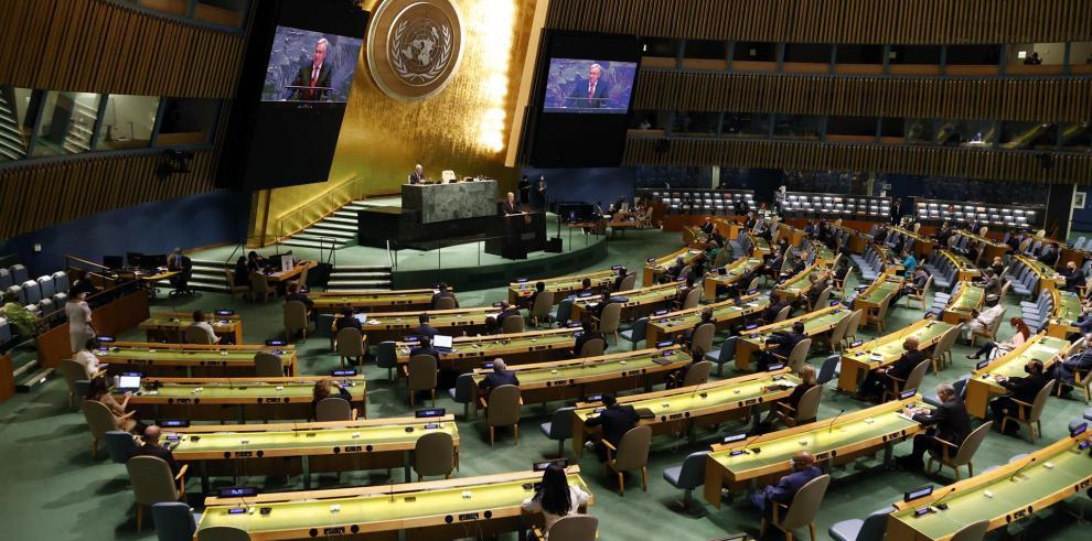 Asamblea General de la ONU en Cuba