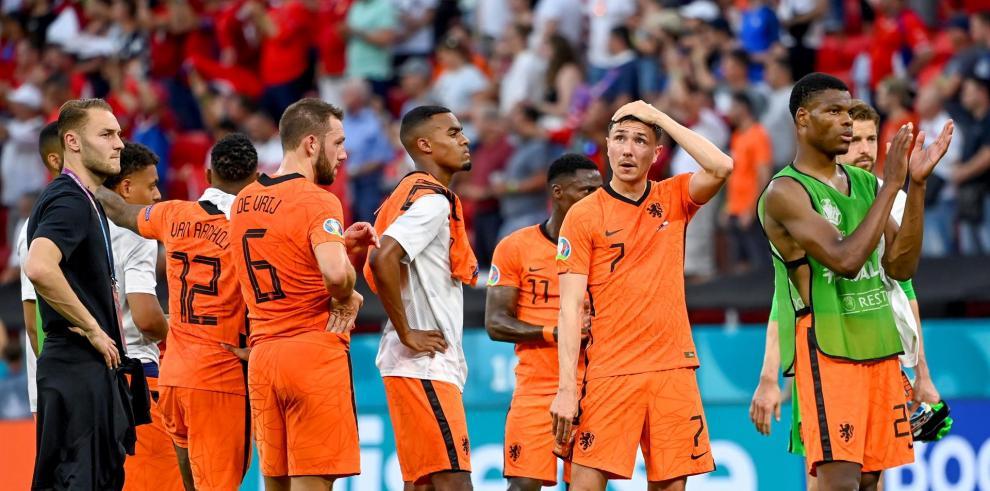 La República Checa sorprende a Países Bajos