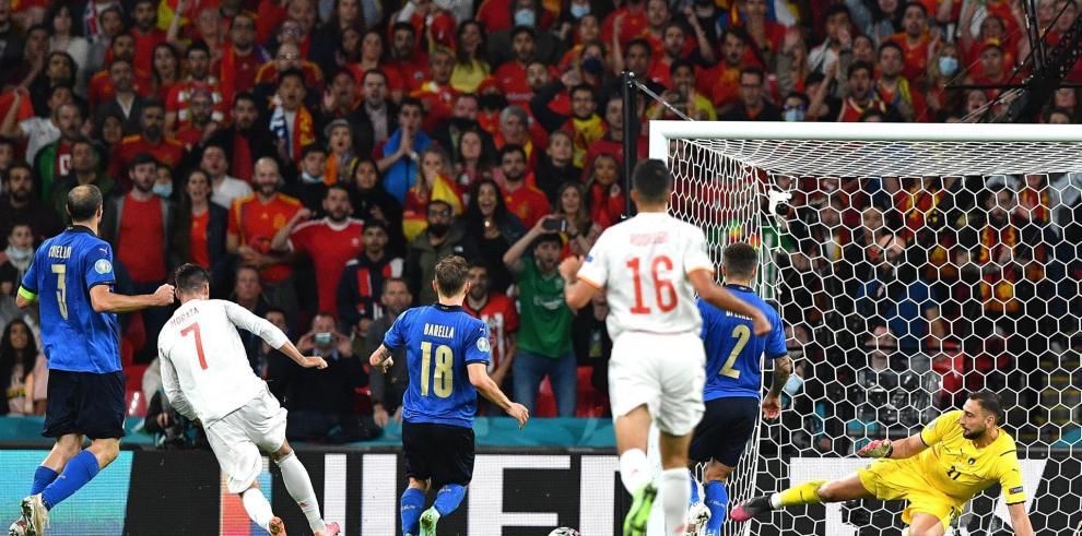 Italia jugará la final