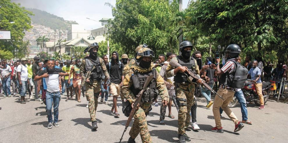 Inseguridad, pobreza y ocupación extranjera, claves para entender la crisis en Haití