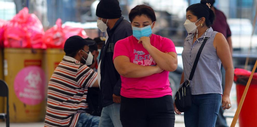 La pandemia, que ha dejado 274.478 casos y 7.259 muertes en 16 meses en Honduras
